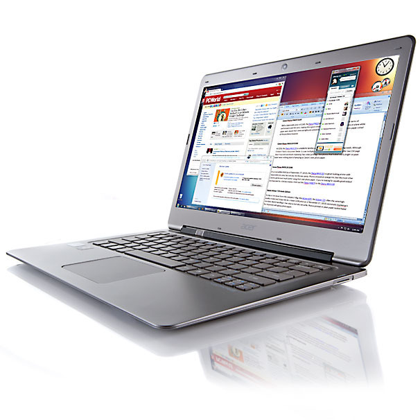 Acer Betting Big on Ultrabooks in 2012