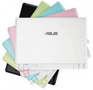 Asus Eee PC 2G Surf